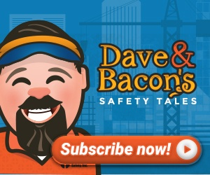 Dave & Bacon's Safety Tales Industrial Safety Podcast