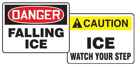Danger signs_Ice