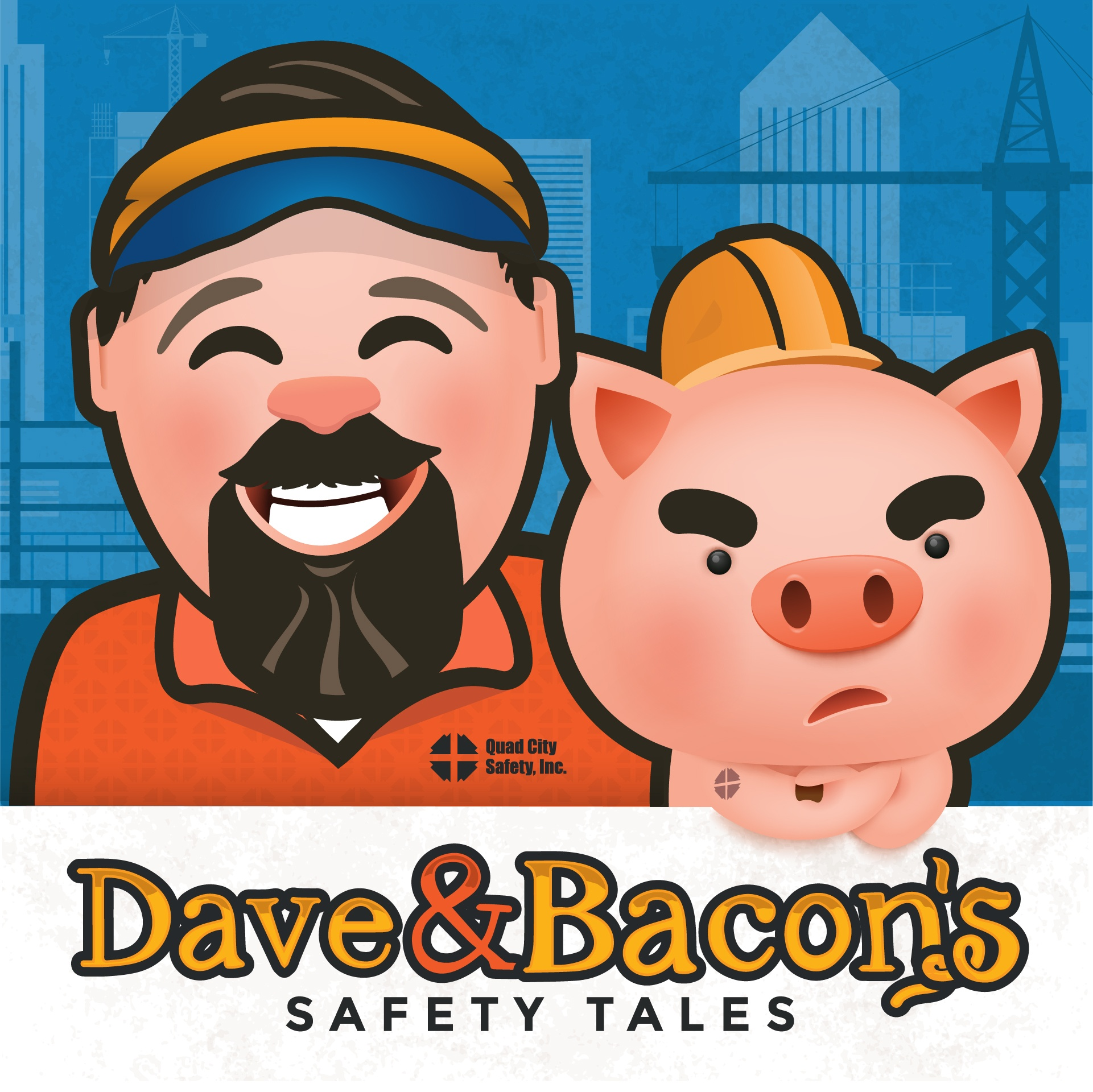 Dave & Bacon;s Safety Tales Industrial Safety Podcast