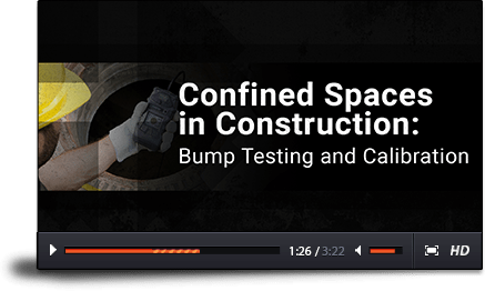 Contractor Confined Spaces In Construction Video