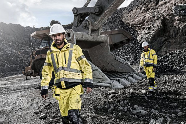 contractor clothing