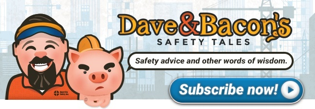 Dave and Bacon's Safety Tales Industrial Safety Podcast Subscribe