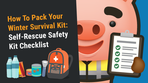 Bacon's-Safety-Tips - Self-Rescue - Featured-Image